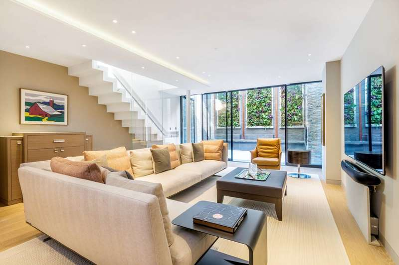 6 Bedrooms House for sale in Chapel Street, Belgravia, SW1X