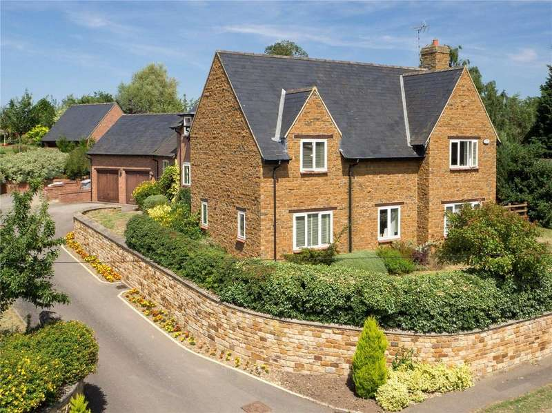 5 Bedrooms Detached House for sale in Main Street, Ashley