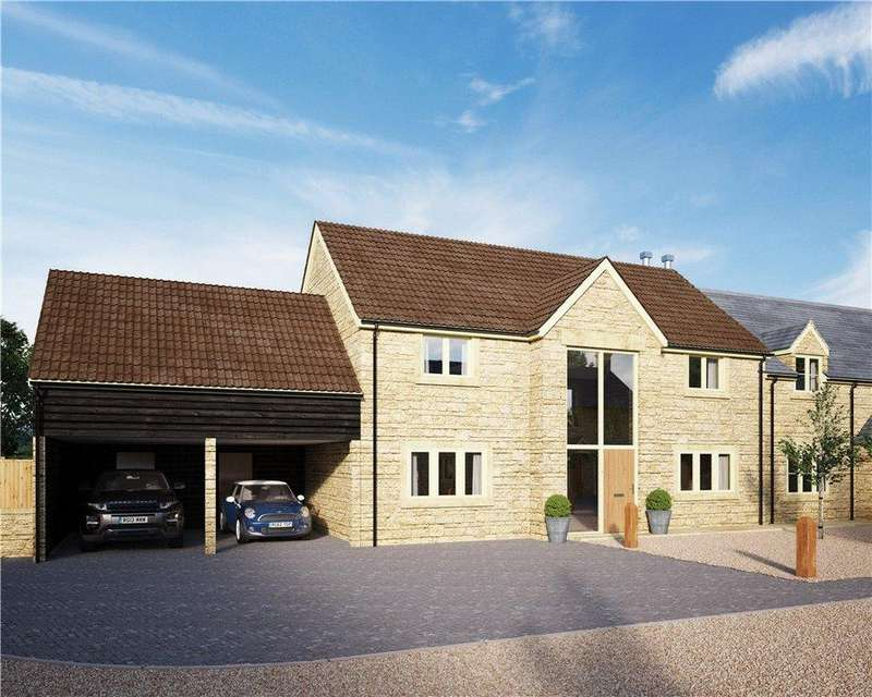 4 Bedrooms Residential Development Commercial for sale in Plot 8 Valley View, Mill Lane, Beckington, Somerset, BA11