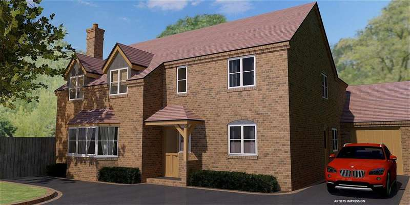 4 Bedrooms Detached House for sale in Staple Flat, Lickey End, Bromsgrove