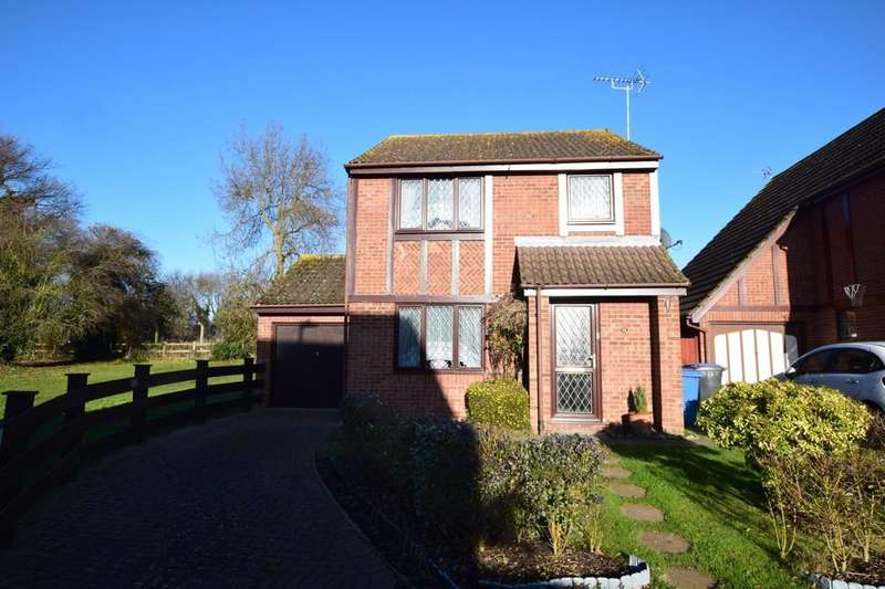 3 Bedrooms Detached House for rent in Shotley Gate, Ipswich