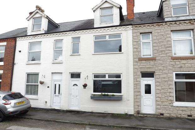 3 Bedrooms Terraced House for sale in Victoria Street, Gedling, Nottingham, NG4