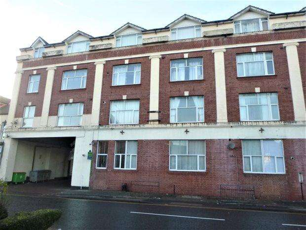 2 Bedrooms Flat for sale in MAYFAIR BUILDINGS, CITY CENTRE, SUNDERLAND SOUTH