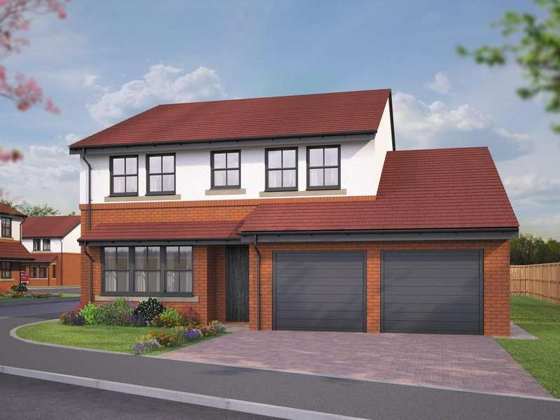 4 Bedrooms Detached House for sale in Audlem, Cheshire