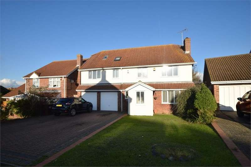 7 Bedrooms Detached House for sale in Cheviot Close, North Langney, East Sussex