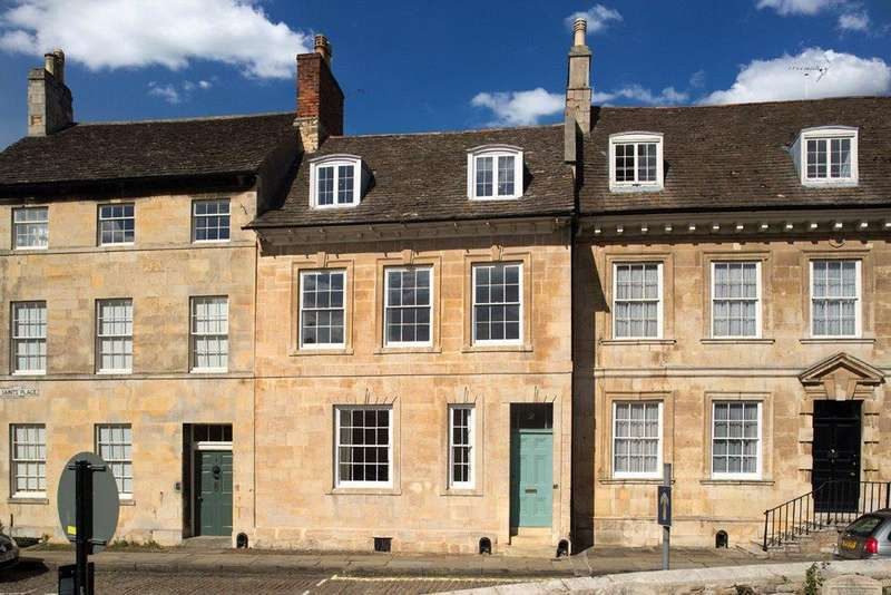 3 Bedrooms Terraced House for sale in All Saints Place, Stamford, Lincolnshire