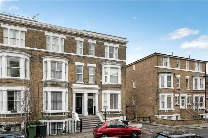 2 Bedrooms Flat for sale in Offley Road, Oval, London, SW9