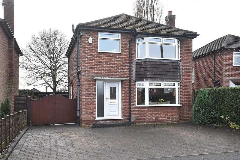3 Bedrooms Detached House for sale in Rostherne Road, Wilmslow SK9