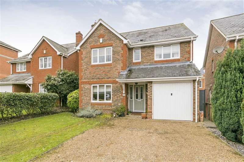 4 Bedrooms Detached House for sale in Cavell Way, Epsom, Surrey