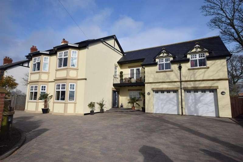 5 Bedrooms Detached House for sale in Moor Lane, Whitburn, Sunderland