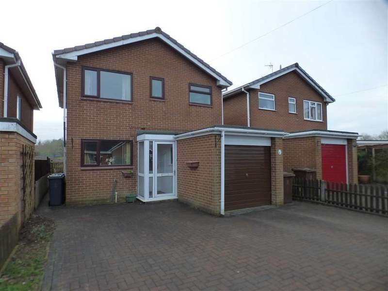 3 Bedrooms Detached House for sale in 31, Ness Grove, Cheadle