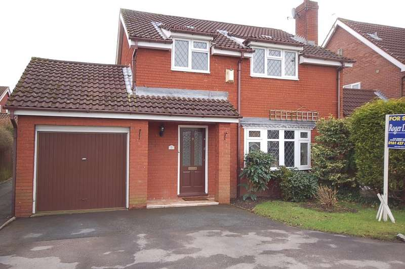 4 Bedrooms Detached House for sale in Baron Green, Heald Green, Cheadle, Cheshire SK8