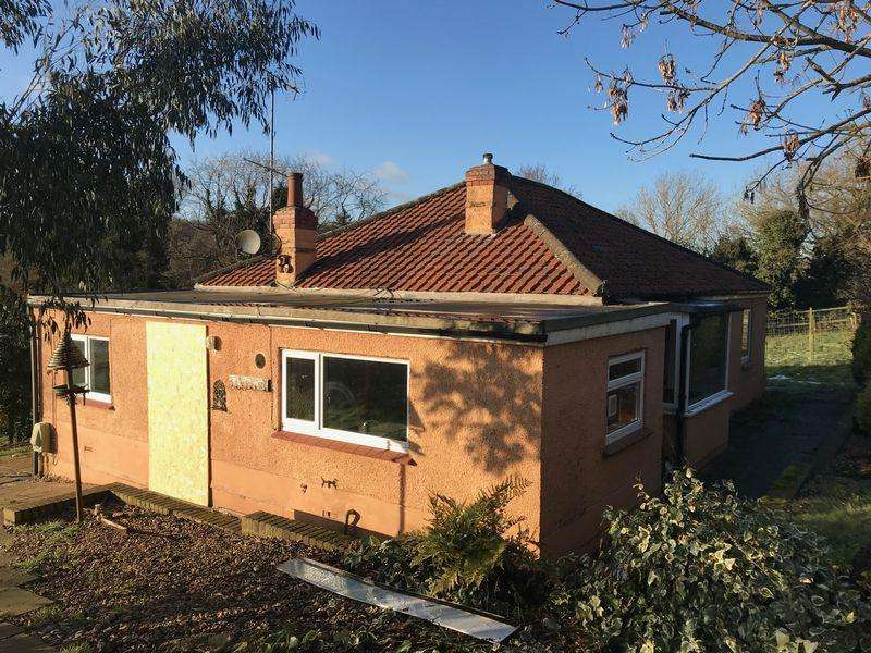 3 Bedrooms Bungalow for sale in Windmill Road, Pepperstock