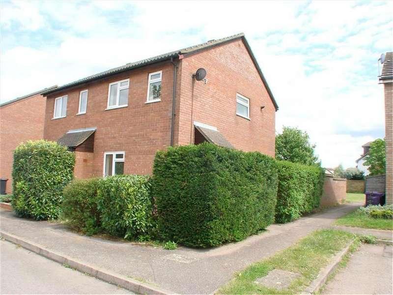 2 Bedrooms Semi Detached House for rent in Chauncy Gardens, Baldock