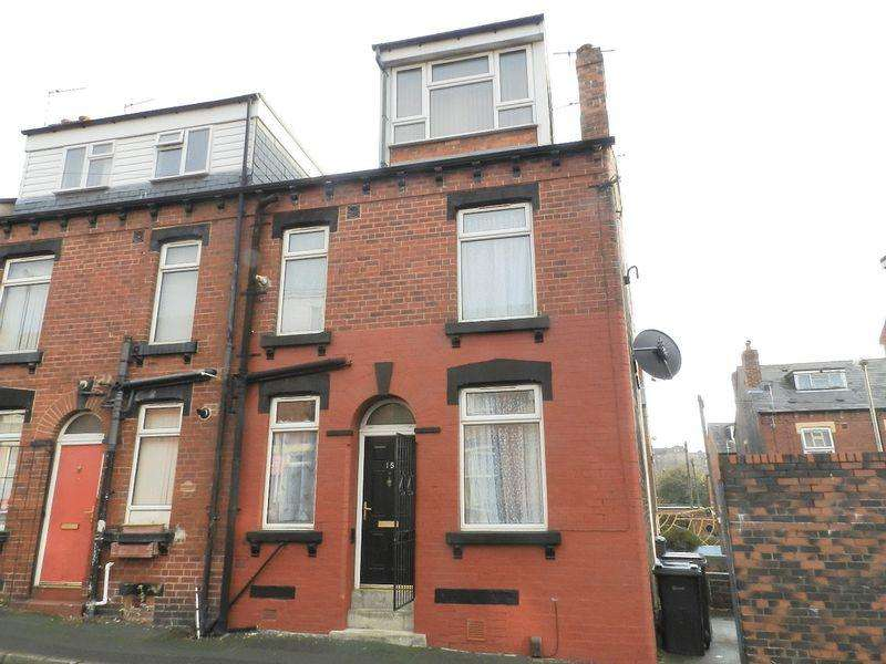 2 Bedrooms Terraced House for sale in Kelsall Place, Leeds