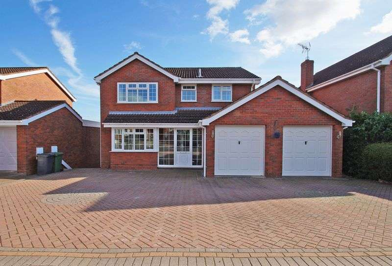 5 Bedrooms Property for sale in Blackstitch Lane Webheath, Redditch