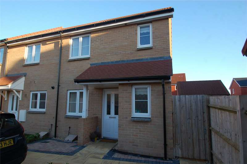 3 Bedrooms Property for sale in Belmont Court Stockmoor North Petherton TA6