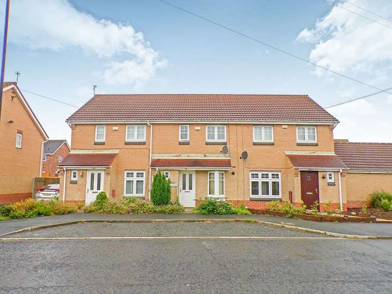 2 Bedrooms Property for sale in Chesters Avenue, Longbenton, Newcastle upon Tyne, Tyne & Wear, NE12 8UZ