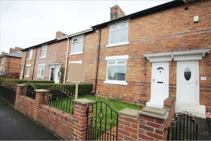 3 Bedrooms Property for sale in Durham Street, Fencehouses, Houghton Le Spring, Tyne and Wear, DH4 6LA