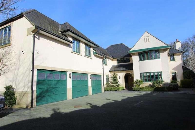 5 Bedrooms Detached House for rent in Beechfield Road, Alderley Edge