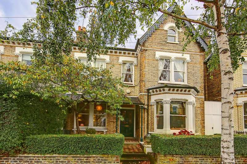 6 Bedrooms Semi Detached House for sale in Granard Road, London, SW12