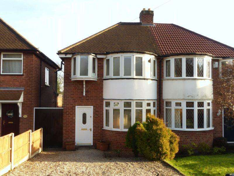 3 Bedrooms Semi Detached House for sale in Court Lane, Erdington, Birmingham