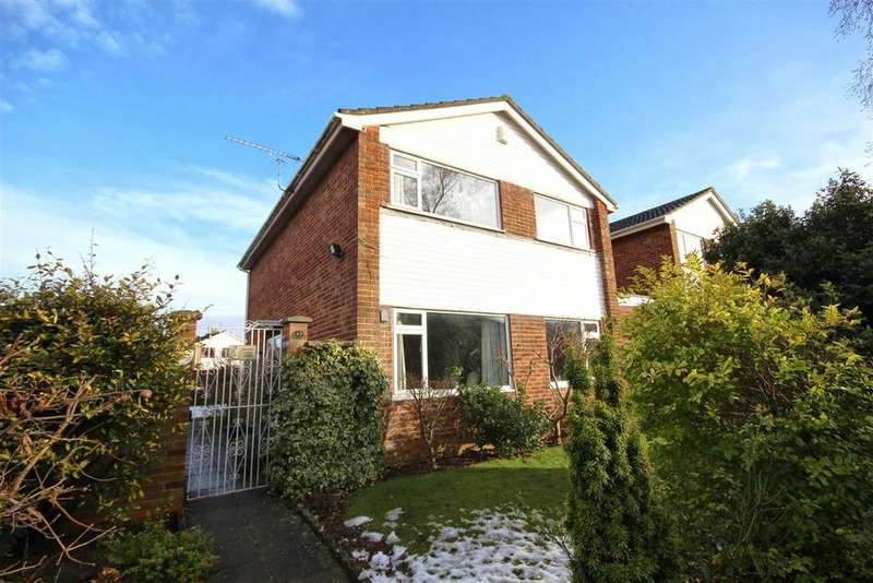 4 Bedrooms Link Detached House for sale in Loweswater Road, Hatherley, Cheltenham, GL51