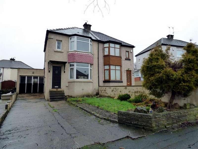3 Bedrooms Semi Detached House for sale in Ashbourne Rise, Bradford, BD2 4DJ