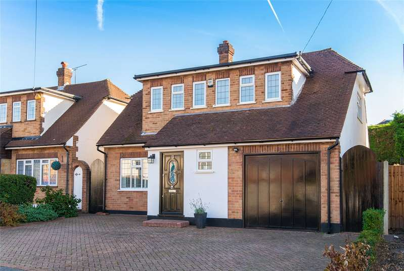4 Bedrooms Detached House for sale in Selwood Road, Brentwood, Essex