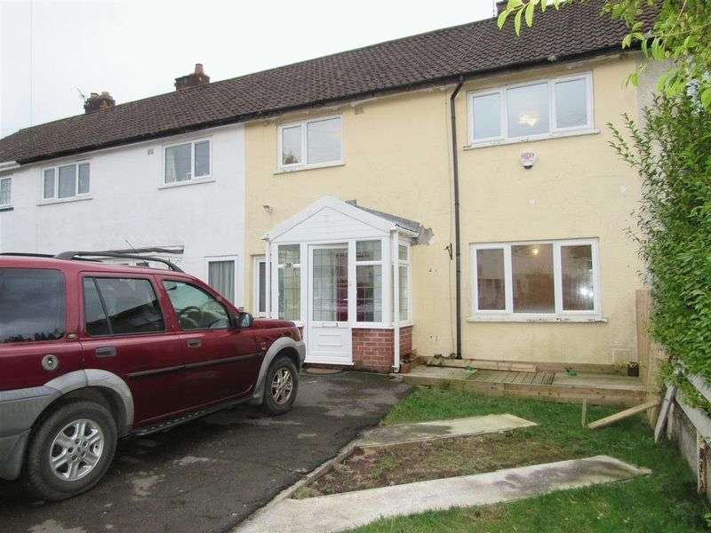 Property for sale in Whitland Crescent Fairwater Cardiff CF5 3NN