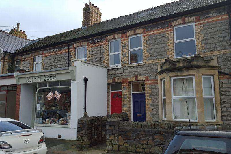 3 Bedrooms Terraced House for sale in Cornerswell Road, Penarth