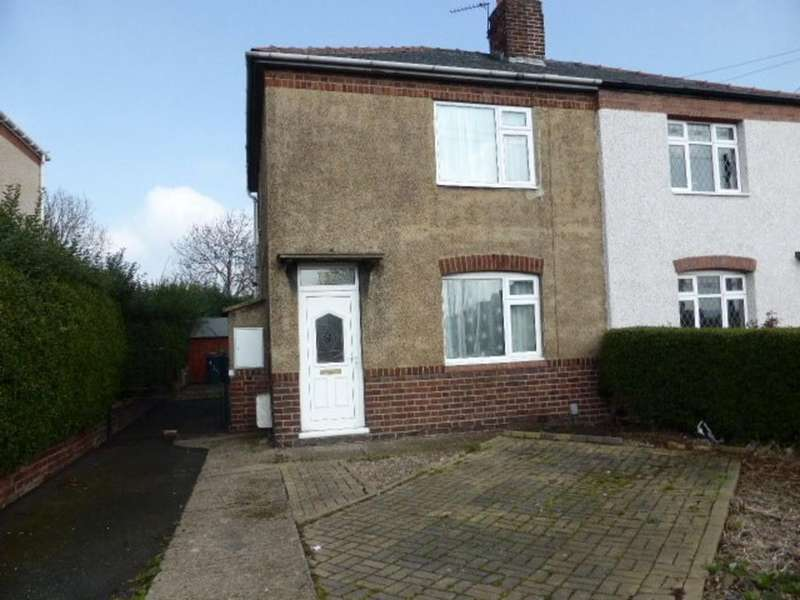 2 Bedrooms Semi Detached House for rent in Arnold Crescent,Mexborough,S64