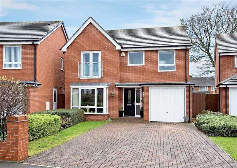 4 Bedrooms Detached House for sale in 18, Oval Drive, Fordhouses, Wolverhampton, West Midlands, WV10