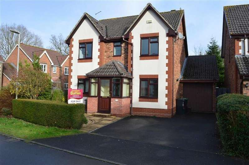 4 Bedrooms Detached House for sale in Acorn Way, Verwood, Dorset