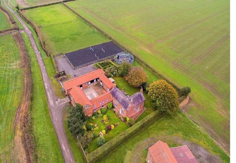 3 Bedrooms Detached House for sale in Retford, Nottinghamshire