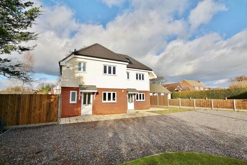 3 Bedrooms Semi Detached House for sale in West End, Woking