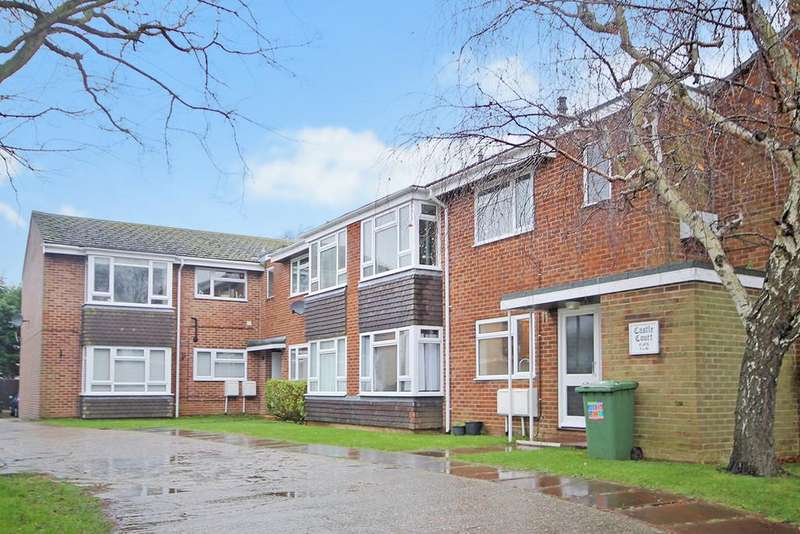 2 Bedrooms Apartment Flat for sale in Castle Road, Worthing, BN13 1SN