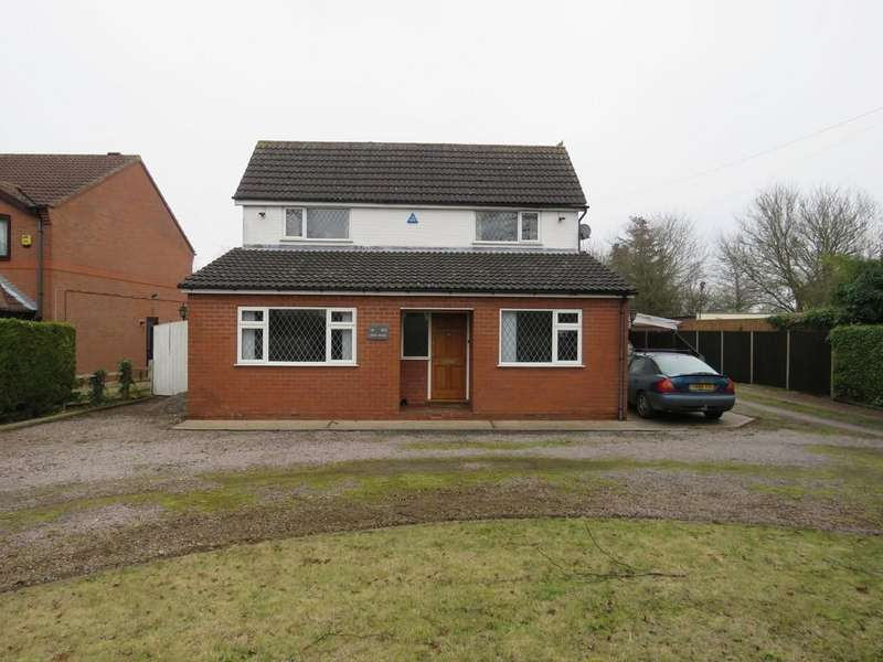 4 Bedrooms Detached House for sale in Grantham Road, Waddington