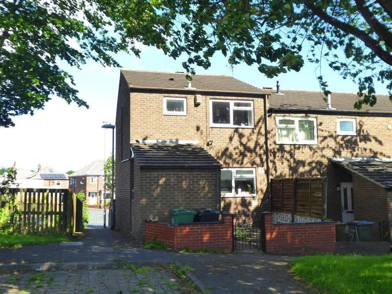 3 Bedrooms Town House for sale in Bellmount Close, Bramley