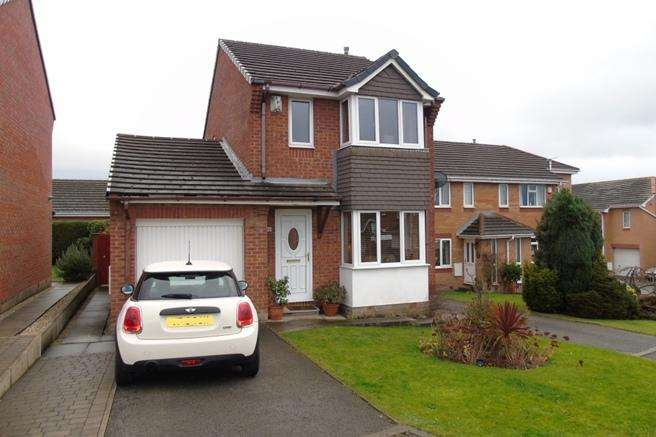 3 Bedrooms Detached House for sale in 30 Wareham Grove, Dodworth, Barnsley, S75 3LU