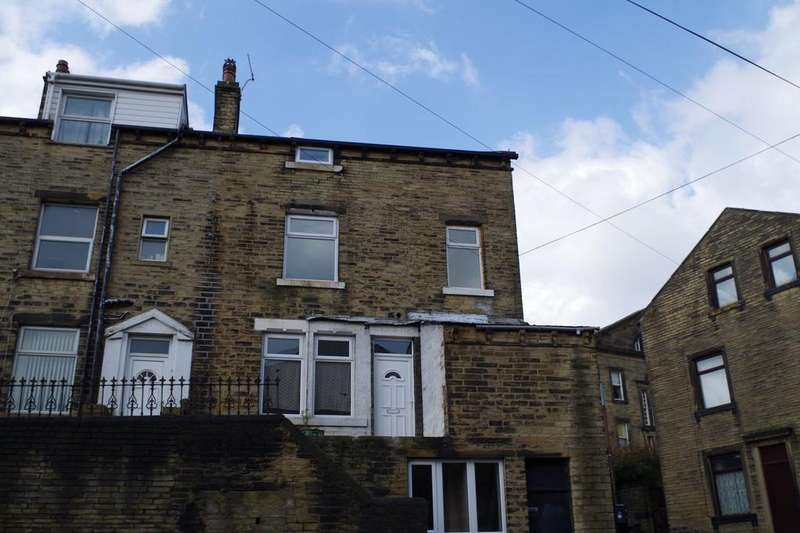 4 Bedrooms End Of Terrace House for sale in Union Street South, Halifax HX1