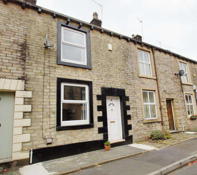2 Bedrooms Terraced House for sale in Woodend Street, Springhead OL4