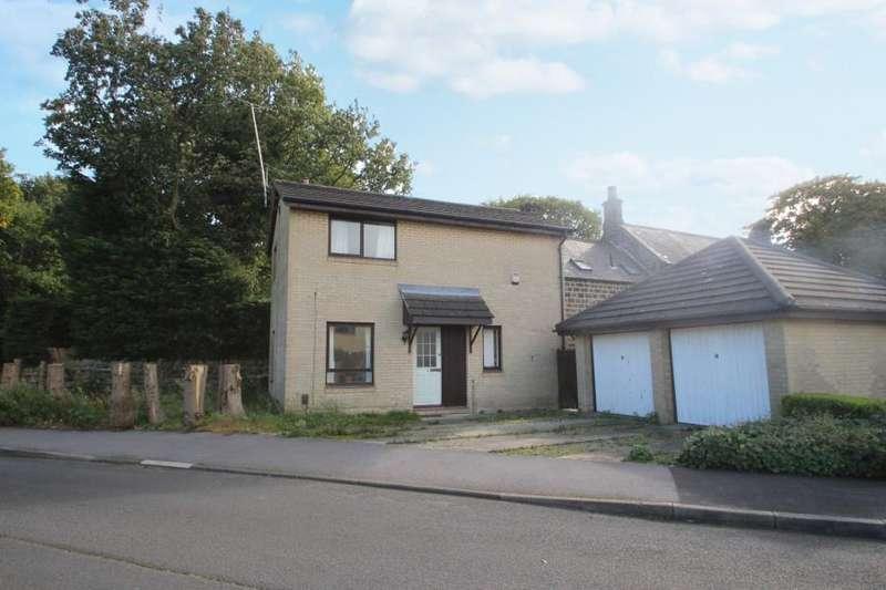 3 Bedrooms Detached House for sale in EATON HILL, COOKRIDGE, LEEDS, LSD16 6SE