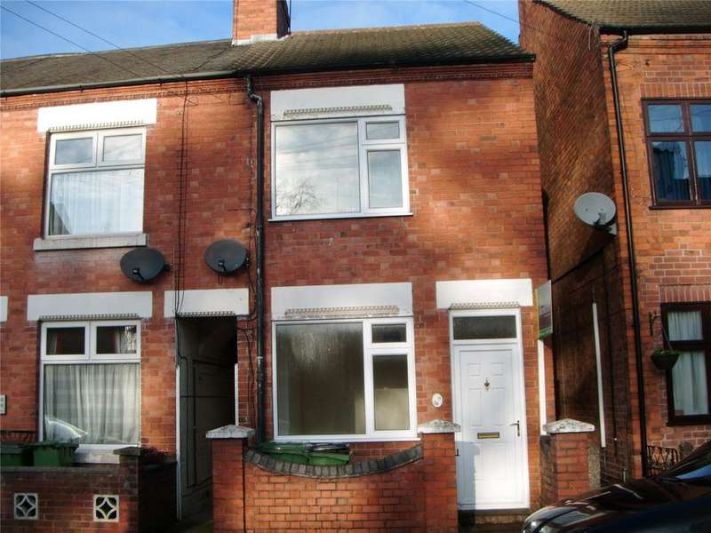 2 Bedrooms Terraced House for rent in West Street, Enderby, Leicester
