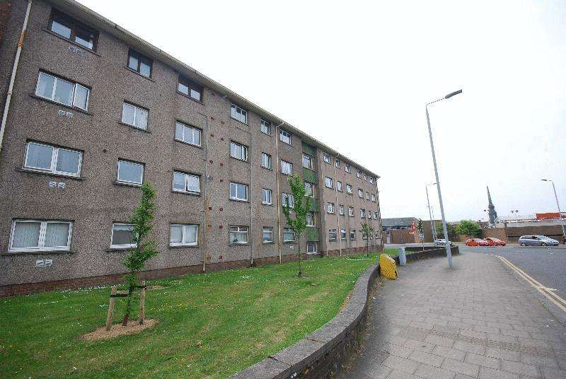 2 Bedrooms Apartment Flat for rent in 6F Kings Court, Ayr KA8 0AD