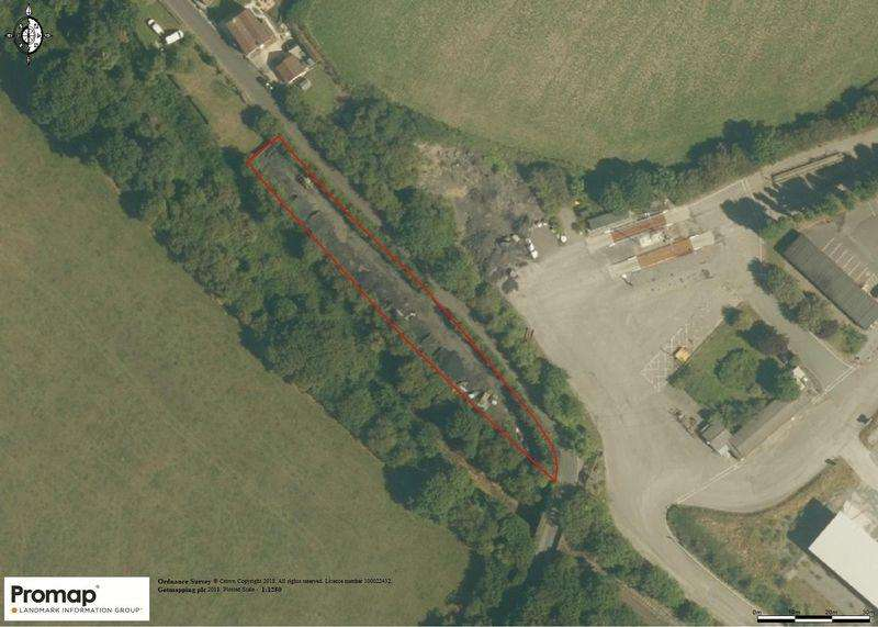 Land Commercial for sale in Grovesend, Thornbury, BS35 3TW
