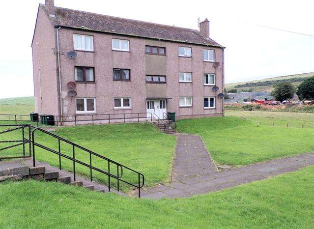 2 Bedrooms Flat for sale in 16C Hillside Road, Campbeltown, PA28 6NE