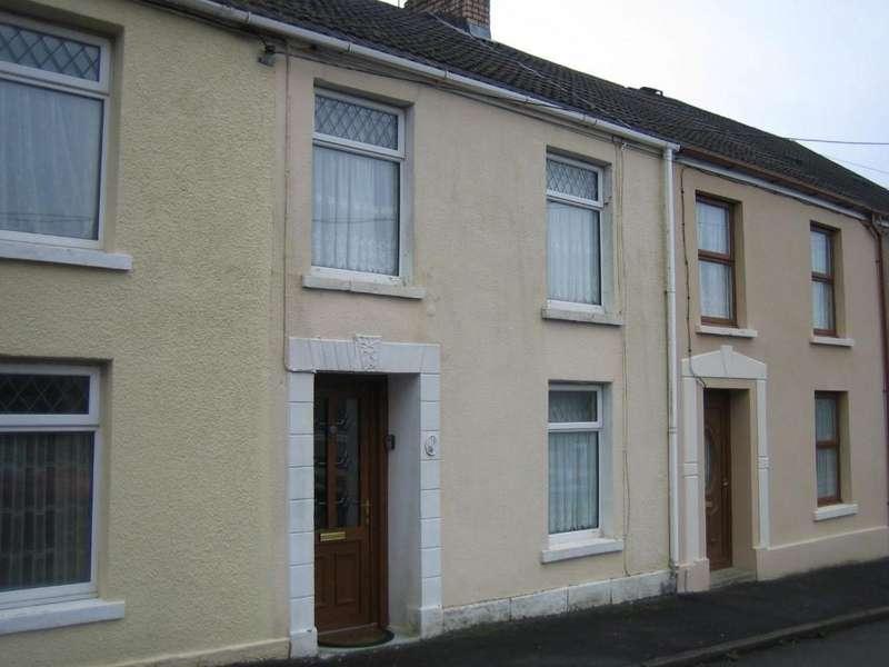 3 Bedrooms Terraced House for sale in Sawel Terrace, Hendy