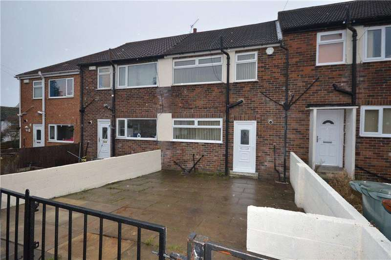 3 Bedrooms Terraced House for sale in Staithe Gardens, Leeds, West Yorkshire