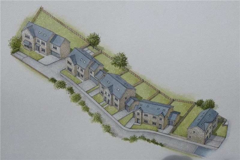 4 Bedrooms Semi Detached House for sale in Falcon Road, Bingley, West Yorkshire